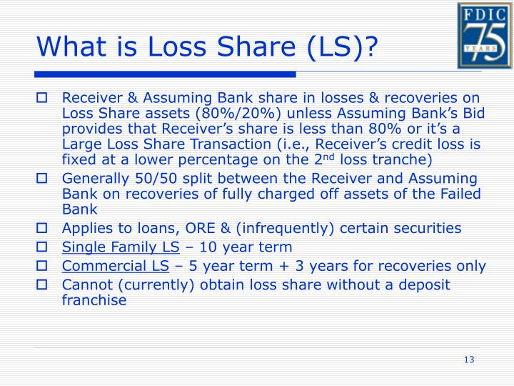 What is Loss Share (LS)?