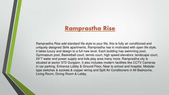 Ramprastha Rise