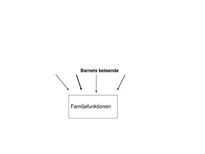 Familjefunktionen