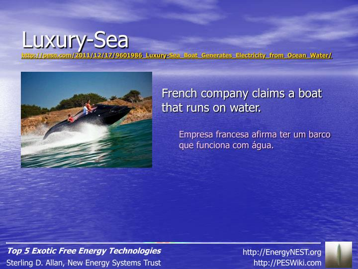 Luxury-Sea