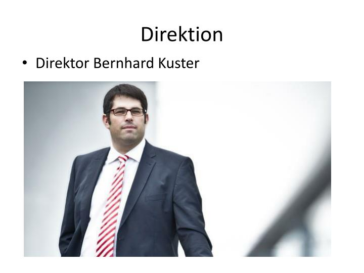 Direktion