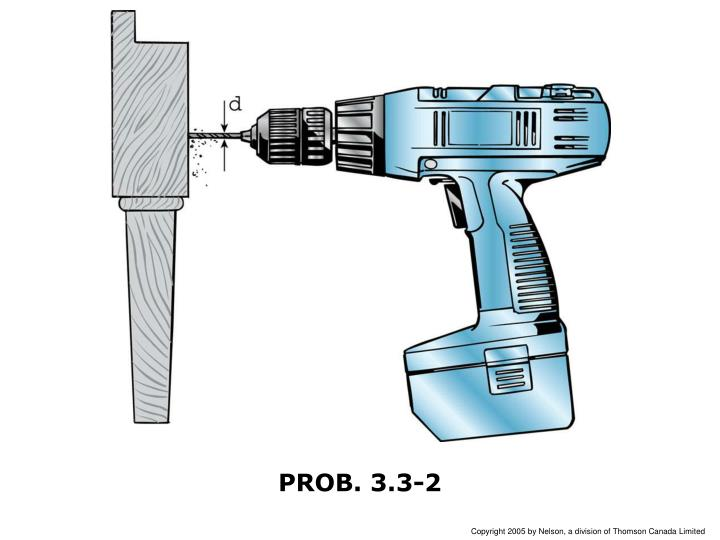 PROB. 3.3-2