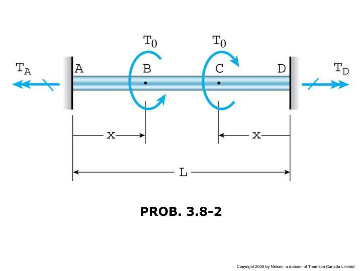 PROB. 3.8-2