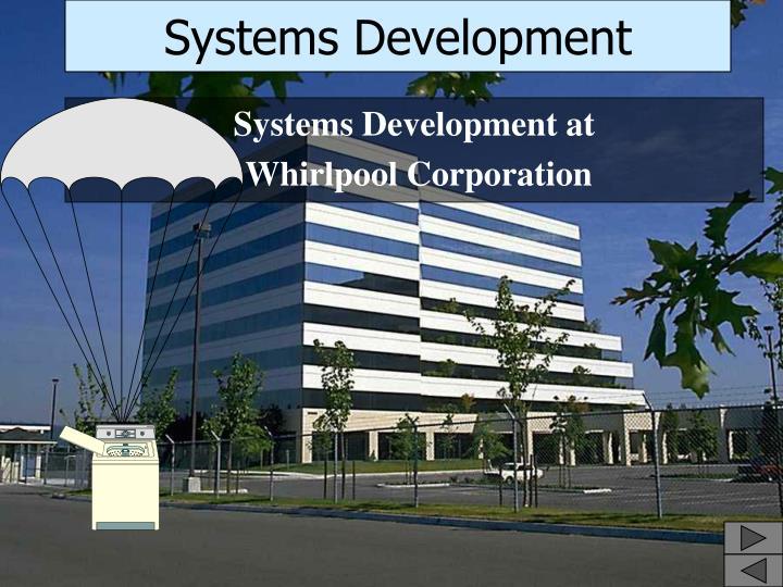 Systems Development