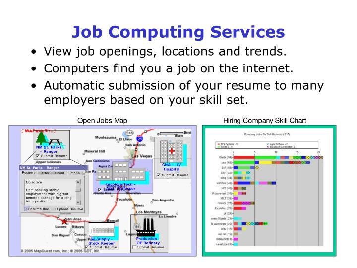 Job Computing Services