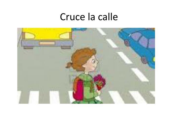 Cruce