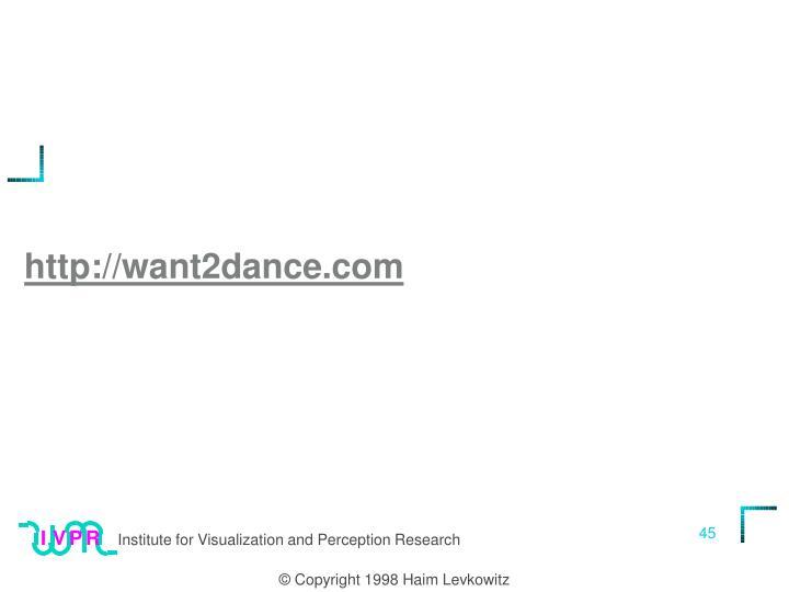 http://want2dance.com
