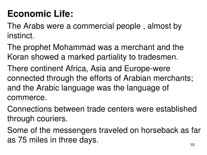 Economic Life: