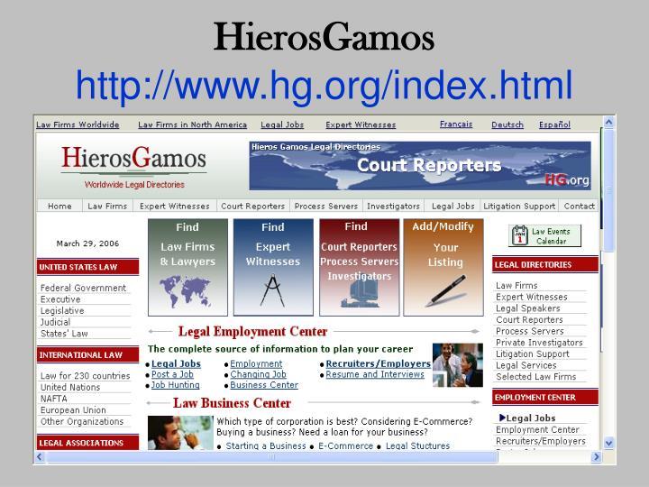 HierosGamos