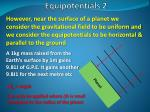 equipotentials 2