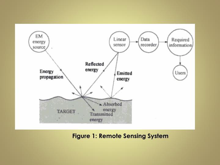 Figure 1: Remote Sensing System