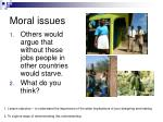 moral issues1
