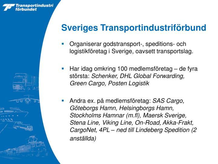Sveriges Transportindustriförbund
