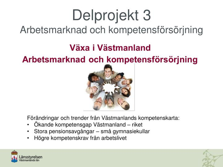 Delprojekt 3