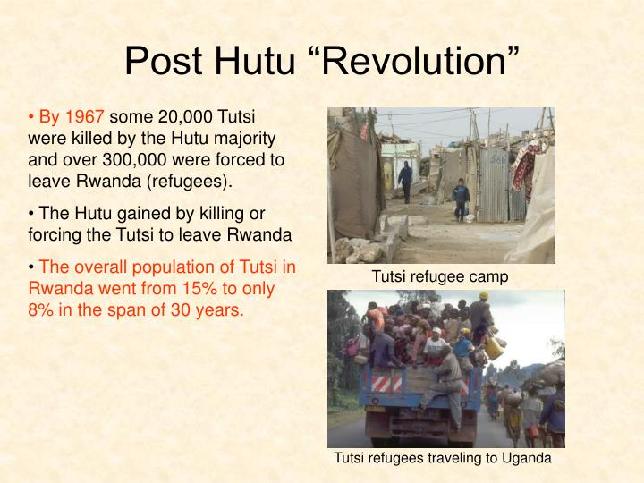 "Post Hutu ""Revolution"""