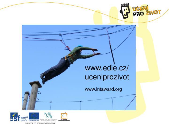 www.edie.cz/uceniprozivot