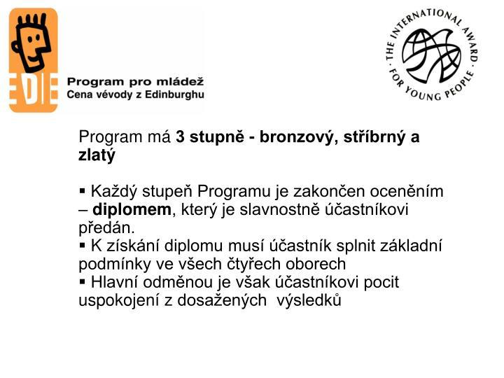 Program má