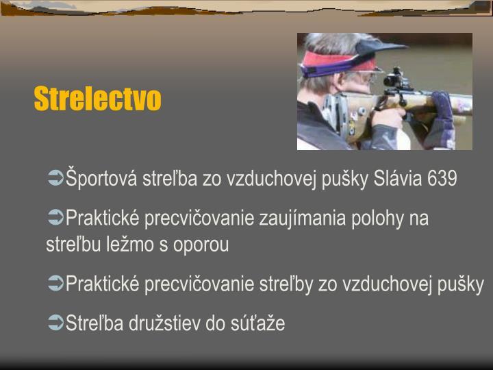 Strelectvo