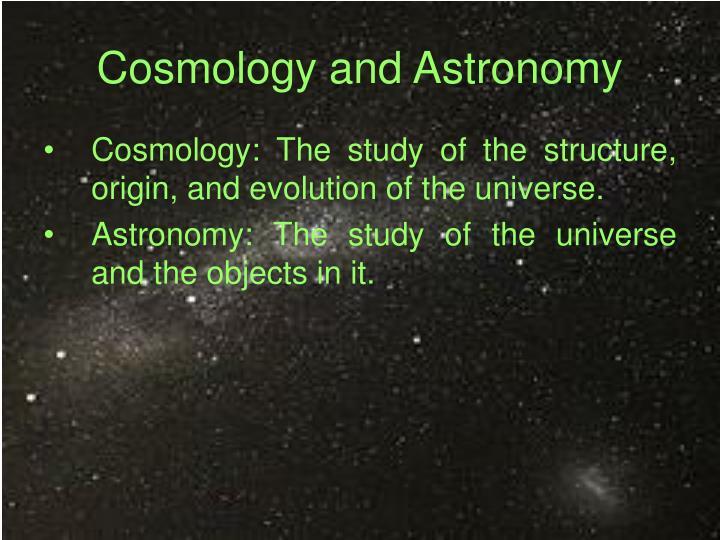 PPT - Astronomy PowerPoint Presentation - ID:3898777