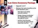 ilan extra accessory package