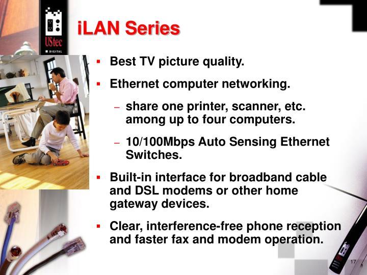 iLAN Series