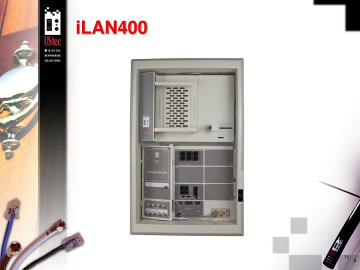 iLAN400