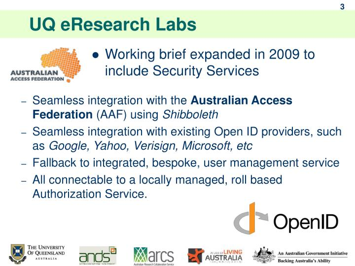 Uq eresearch labs1