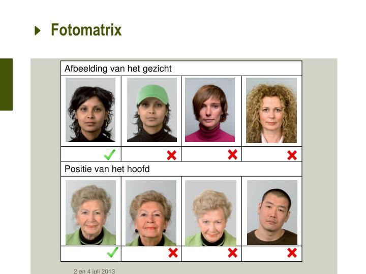 Fotomatrix