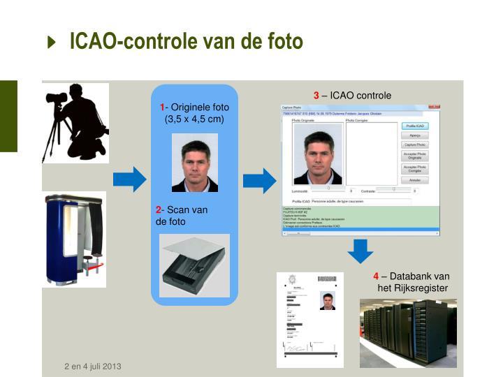 ICAO-controle