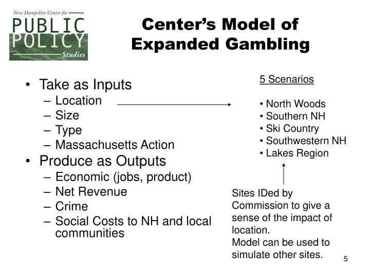 Center's Model of