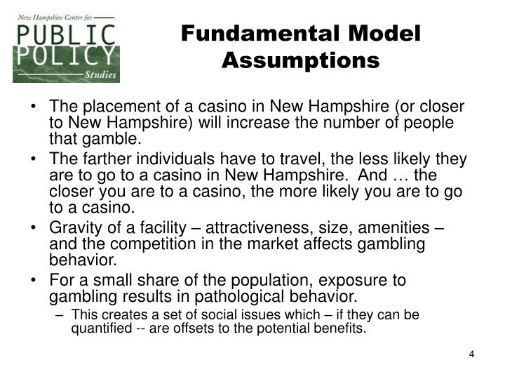 Fundamental Model Assumptions