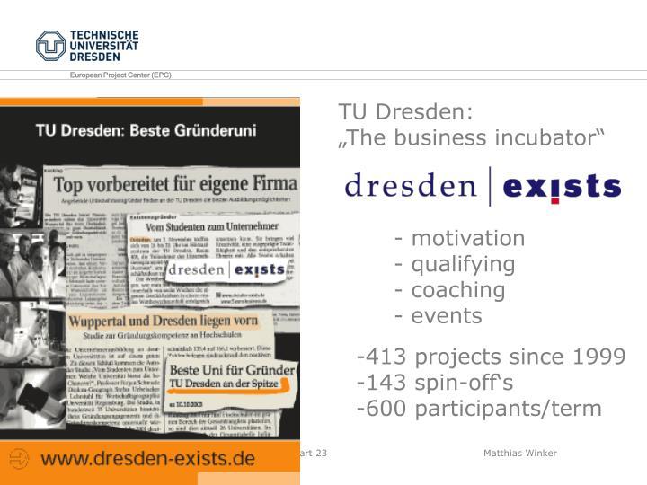 TU Dresden:
