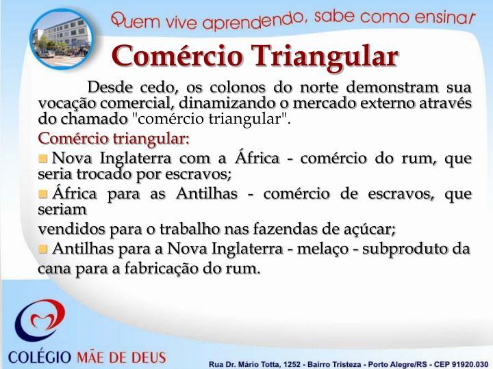 Comércio Triangular