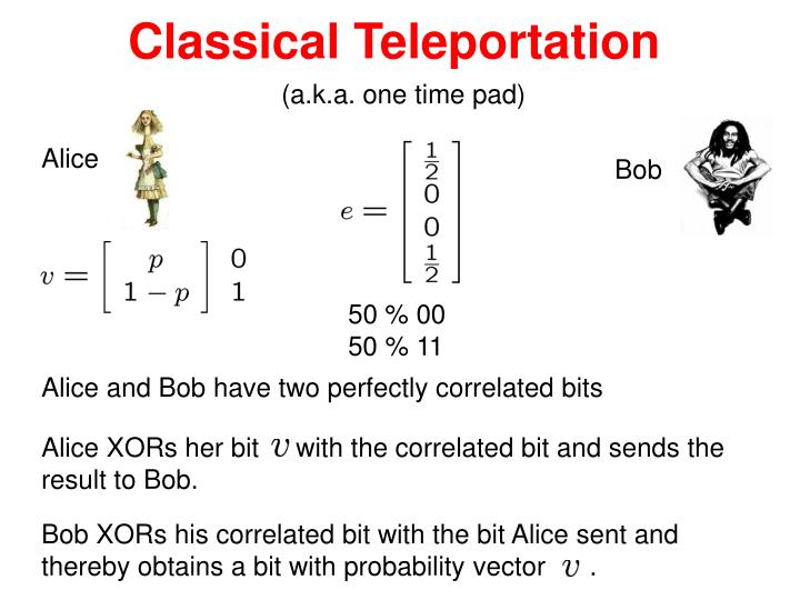 Classical Teleportation