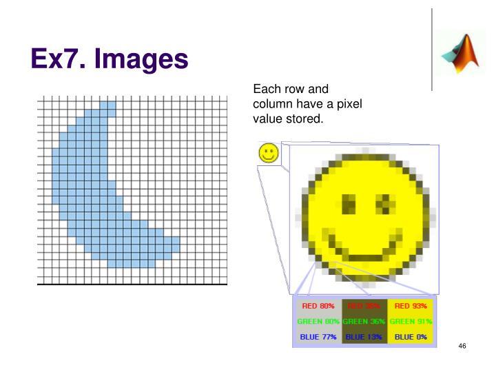 Ex7. Images