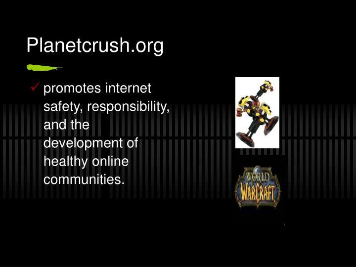 Planetcrush.org