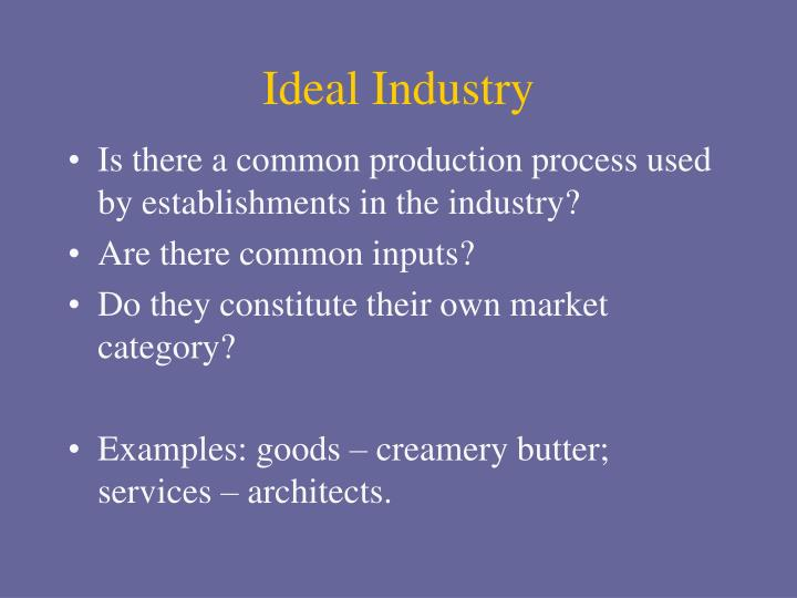 Ideal Industry