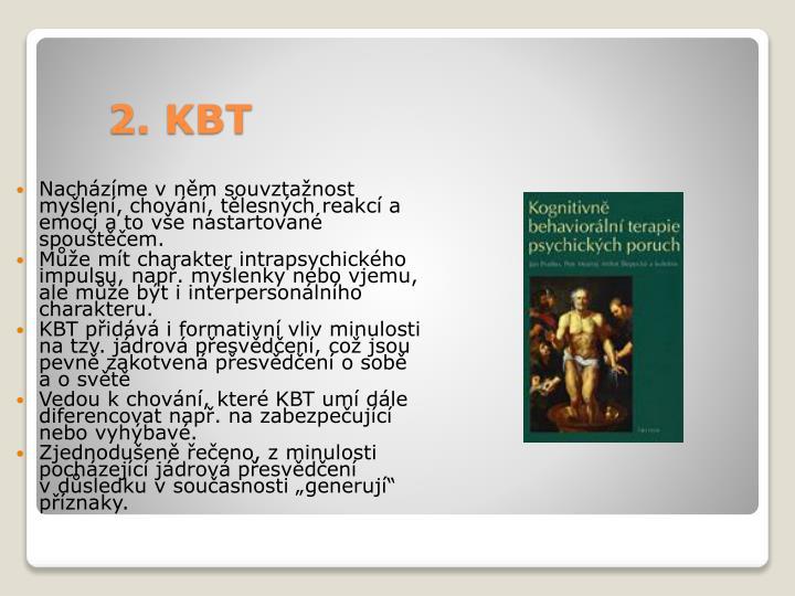 2. KBT