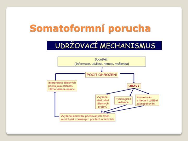 Somatoformní porucha