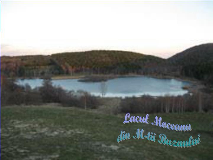 Lacul Moceanu