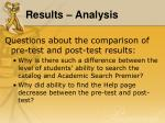 results analysis2