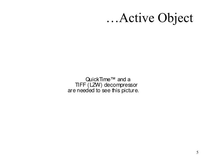 …Active Object
