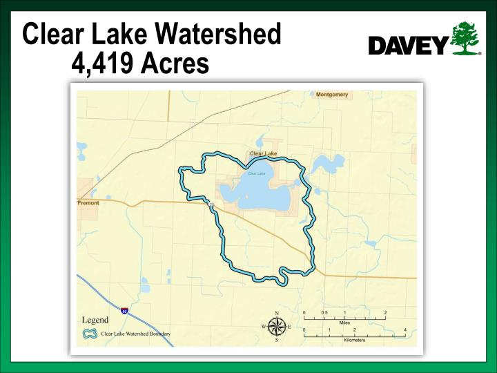 Clear Lake Watershed