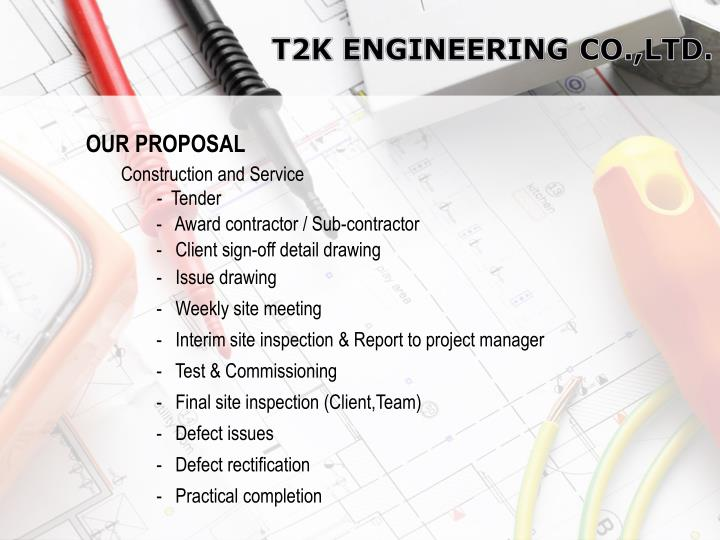 T2K ENGINEERING CO.,LTD.