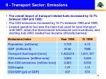 ii transport sector emissions1