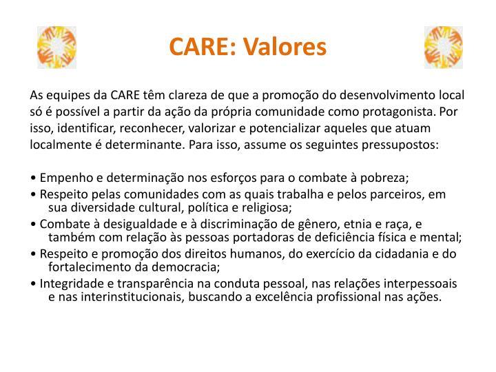CARE: