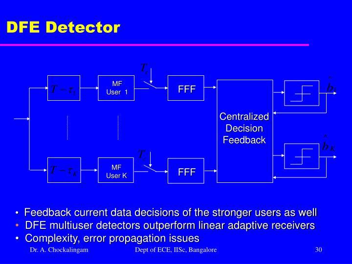 DFE Detector