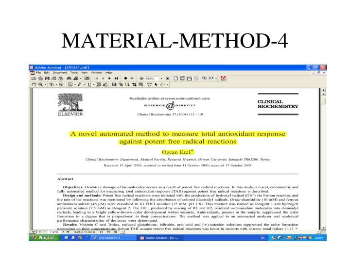 MATERIAL-METHOD-4