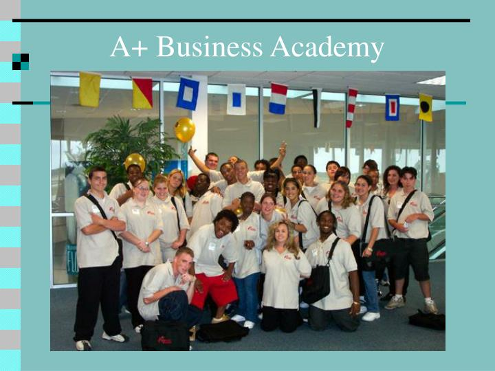 A+ Business Academy