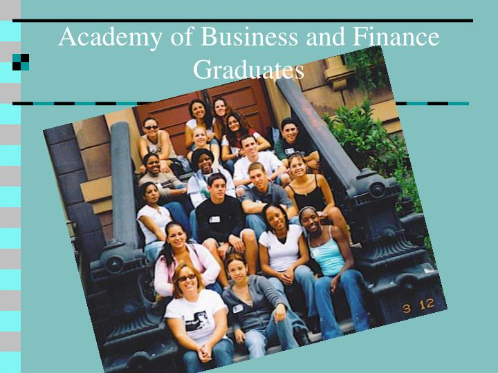 Academy of Business and Finance